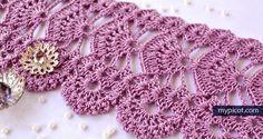 crochelinhasagulhas: Entremeio de crochê
