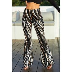 Black Swirl Sequin Kick Flare Trousers It's time to up your party game with a pair of this seasons most wanted trophy trousers Sequin Pants, Jumpsuit With Sleeves, Flare Pants, Black Sequins, Going Out, Pants For Women, Trousers Women, Kicks, Swirl Pattern