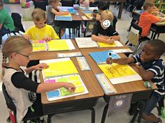 Rise and Shine Binder- dry erase and interactive!