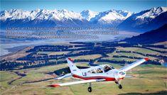 Canterbury Aero Club - New Zealand Flight Training, Scenic and Charter - Canterbury Aero Club (CAC)