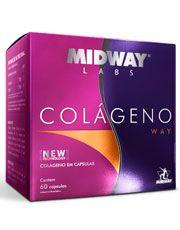 Collagéne 60 Cáps - Midway