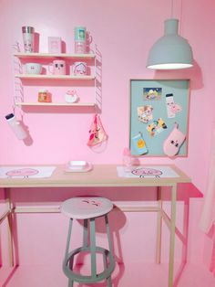 S u q a p l u m kawaii room, pastel pink, pastel colors, apeach kakao, kakao friends Pastel Room, Pastel Pink, Pastel Colors, Kawaii Bedroom, Otaku Room, Flat Interior, Aesthetic Room Decor, Pink Aesthetic, My New Room