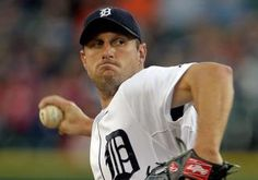 Max Scherzer is set to pitch game 4 for the Detroit #Tigers against the Yankees in the #ALCS. #MLB