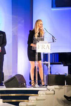Tess Daly at the FRA Awards 2015 Awards, Concert, Concerts