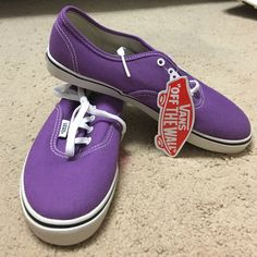 7ac2106e59 8 Awesome Purple Vans images in 2019