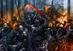 Warriors of Chaos by MajesticChicken.deviantart.com on @deviantART