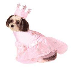Glinda the Good Witch Dog Costume