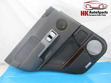 RANGE ROVER 2003 04 05 06 07 08 09 REAR LEFT DRIVER SIDE DOOR PANEL BLACK W/ CLI
