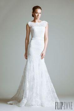 Tony Ward Coleção 2014 - Nupcial - http://pt.flip-zone.com/fashion/bridal/the-bride/tony-ward-4062