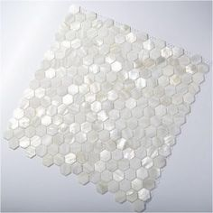 TST Mother of Pearl Tiles White Hexagon Shinning Wall Deco Backsplash Shell - . TST Mother of Pearl Tiles White Hexagon Shinning Wall Deco Backsplash Shell – Kitchen Tiles, New Kitchen, Kitchen Design, White Kitchen Backsplash, Fireplace Backsplash, Kitchen Modern, Kitchen Island, Backsplash Cheap, Hexagon Backsplash