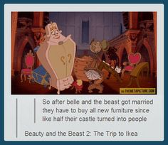 Beauty and the Beast sequel…