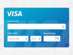 Dribbble - Credit Card Box by Devan Koshal Landing Page Inspiration, App Design Inspiration, Web Banking, Visa Card Numbers, Ui Patterns, Mobile Ui Design, Form Design, Application Design, Ui Web