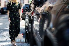 Street-Style New York Fashion Week F/S 2016 // Foto © TheUrbanspotter