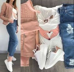 When it comes to pairing colors for your fall/winter outfits, it would seem at times easier to go for an all-plain-black theme outfit. Teen Fashion Outfits, Look Fashion, Hijab Fashion, Korean Fashion, Womens Fashion, Casual Work Outfits, Chic Outfits, Trendy Outfits, Girl Outfits