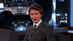 Ansel Elgort Adorably Shares How He Got Snubbed On The Subway~~ AGH STOP BEING SO ADORABLE jk continue