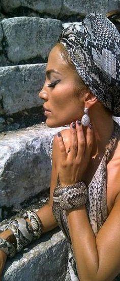 python fashion ♥✤ | KeepSmiling | BeStayClassy