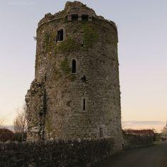 Dug Up, Tower House, 16th Century, Castles, Irish, Army, History, Architecture, Gi Joe
