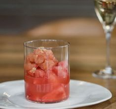 Granita, What To Cook, Grapefruit, Ice Cream, Vegetables, Desserts, What's Cooking, Food, Watermelon