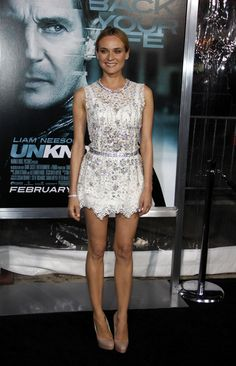 Celebs wow at the Unknown premiere