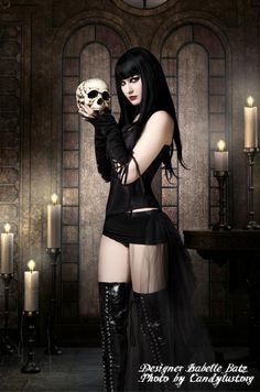 """gothdolly: """" Death … the only kept Promise """""""