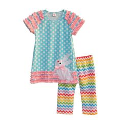 2017 Newest Children Girl Clothing Kids Cute Bunny Short Sleeve T-shirts Chevron Legging Baby Outfits Clothes Drop Ship E003  #swing #newarrival #gold #bows #supportsmallbusiness #oprah #dresses #cute #boutique #entrepenuer #babieswithstyle #shopping #instagrambabies #spring #trendykids #swing #newarrival #gold #bows #supportsmallbusiness #oprah #dresses #cute #boutique #entrepenuer #babieswithstyle #shopping #instagrambabies #spring #trendykids