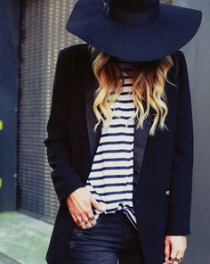 Il modern nautical per la primavera 2015 #AmbraJaneButchart  #NauticalChic #Fashion #FashionBook