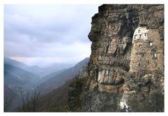 Isposnica Svetog Save u planini Radocelo/ St Sava anchoress, mountain Radocelo near Studenica monastery