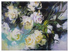 Arte de pared grande pintura abstracta Arte Original óleo