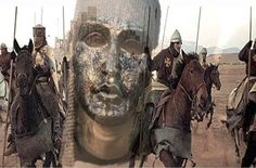 In the second year of the reign of King Baldwin IV, on the first day of the month of August, while Saladin was still engaged before Aleppo, the king summoned the chief men of the kingdom, assembled his cavalry, and again invaded the territory of the enemy (William of Tyre).
