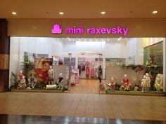 Doha qatar, mini raxevsky, kids boutique