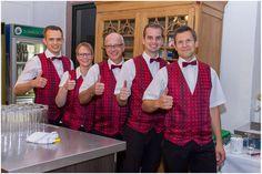 Servicepersonal, Hochzeitsfeier, Brautpaar, Gäste, Spaßbilder, Brautpaar, Shooting, Burg Konradsheim, Richterfotografie, Hochzeitsfotograf aus Rostock