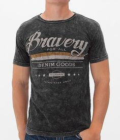 Bravery For All Denim Goods T-Shirt at Buckle.com