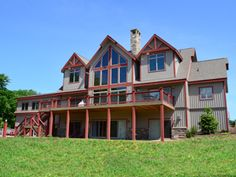 Beyond Bliss at Railey Mountain Lake Vacations  love this! has a community pound too!