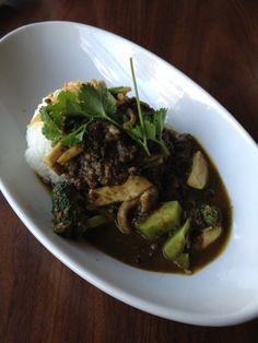 The photo of Food: honohono cafe[Tabelog] Food Photo, Beef, Meat, Food Photography, Steak
