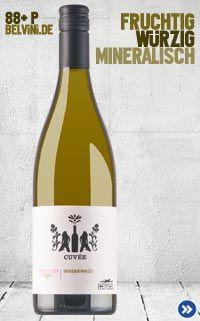 """Hensel """"Aufwind"""" Weisswein Cuvée trocken 2012 - http://weinblog.belvini.de/hensel-aufwind-weisswein-cuvee"""