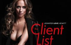 'The Client List' (2012-present) A VERY entertaining new show! Can't wait until Season 2!