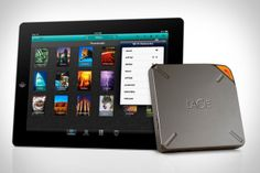LaCie Fuel Expands Your iPad Storage to 1TB