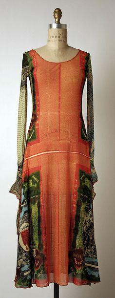 Metropolitan Museum of Art Dress 1994  Jean Paul Gaultier (French, born 1952)