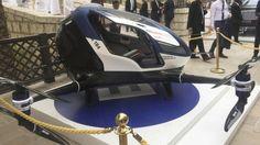 Dubai to begin passenger drone service http://ift.tt/2lLGffI