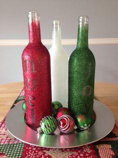 12 Wunderbare Bastelideen Mit Weinflaschen Die Ihr Zimmer Aufleben Lassen!