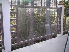 Metalclad Portfolio Horizontal with Plexiglass Deck Railing
