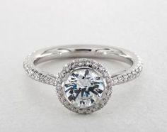 Unique | Designer Engagement Rings | JamesAllen.com