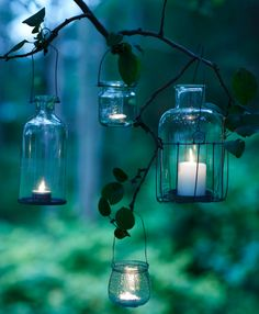 light-garden-wind lights-glass-lantern-candles-hanging - All About Hanging Candles, Candle Lanterns, Candleholders, Candlesticks, Lamp Light, Light Up, Iron Wall Art, Witch Cottage, Kitchen Witch