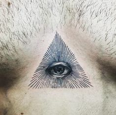"""""""Eye of Providence done at Chronic Ink in Toronto. David Hoang."""" by samclemens1989 in tattoos - Imgur"""