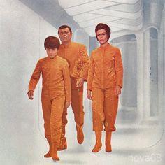 La Casa Del 2000, 1968