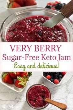 Jam Recipes, Diet Recipes, Healthy Recipes, Lunch Recipes, Diet Tips, Smoothie Recipes, Healthy Foods, Keto Foods, Vegetarian Recipes