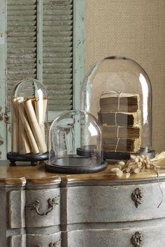 Glass Dome Curios - Decorative Glass Dome, Glass Art | Soft Surroundings