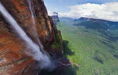 angel falls, venezuela photo