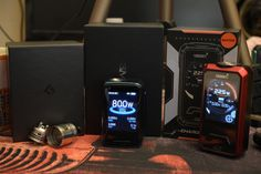 Just in... SMOK X-Priv Baby, Smoant Charon Mini and GeekVape Ammit MTL RDA...