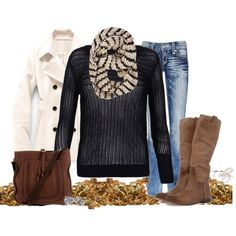 "Who is ready for fall...me!  ""Ready for fall"" by ttalley001 on Polyvore"
